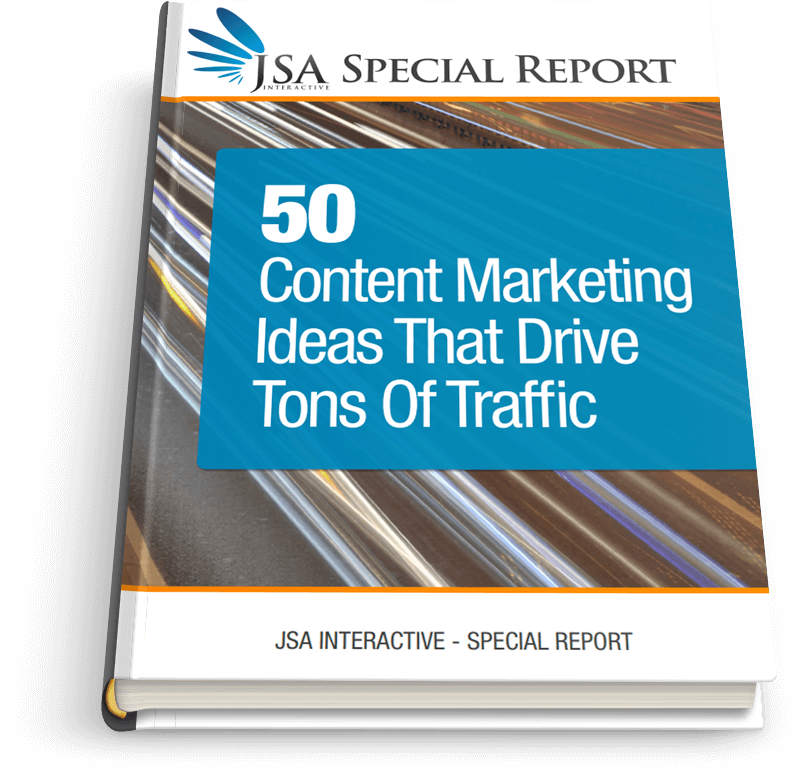 50 Content Marketing Ideas That Drive Tons Of Traffic