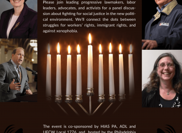 Save The Date – Jewish Labor Committee